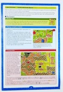 Voorbeeld van spelregels met illustratie