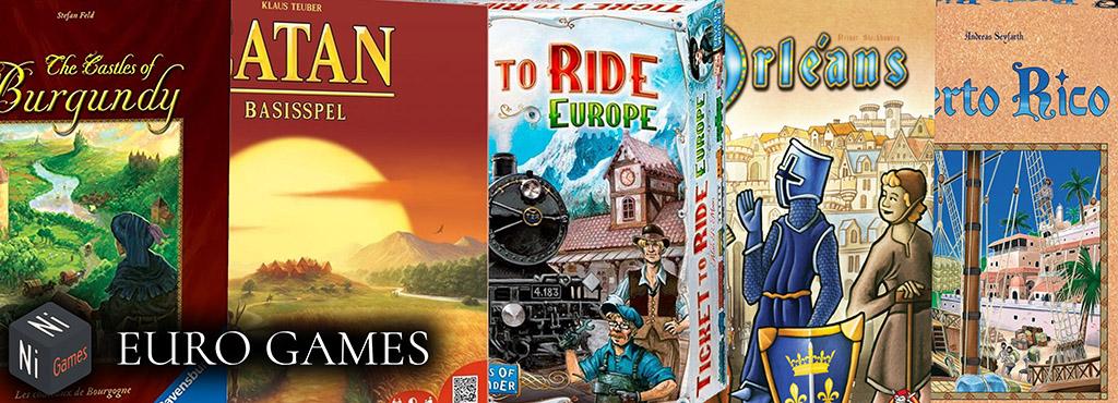 Euro Style games