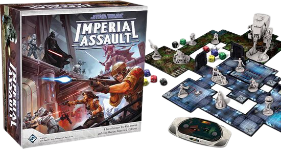 Imperial assault bordspel