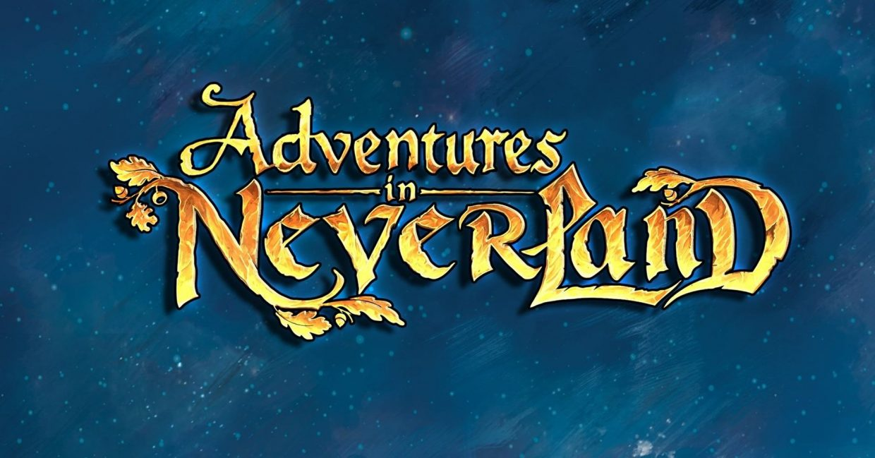 Adventures in Neverland bordspel